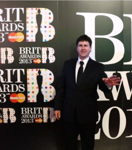 Brits Awards 2013-Red Carpet