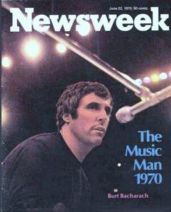 BURT NEWSWEEK COVER